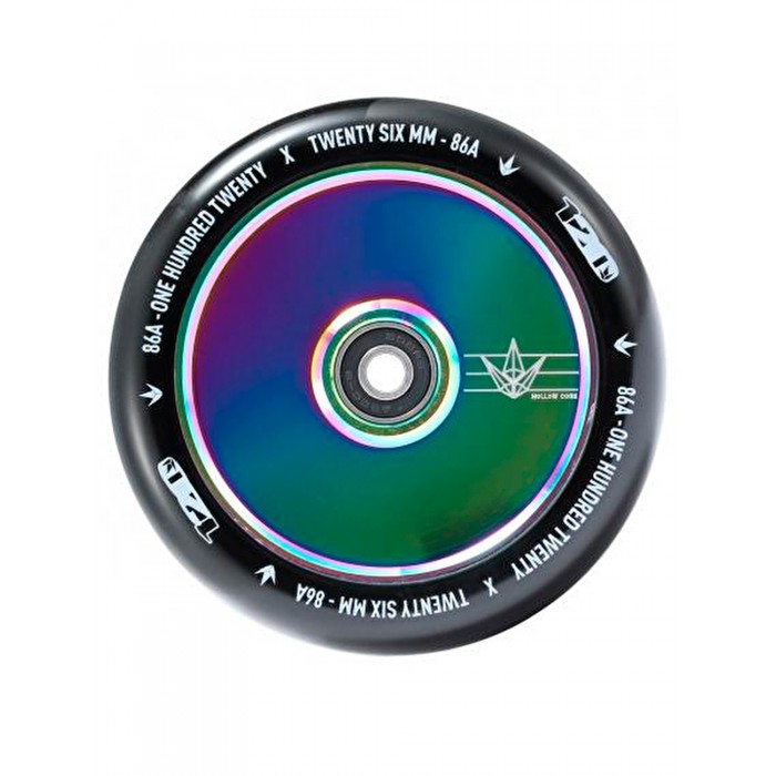 Blunt Hollow 120mm Wheel - Oil Slick