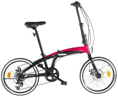 Coppi Carbike skladací bicykel 20 (COPPI CARBIKE SKLADACí BICYKEL 20)