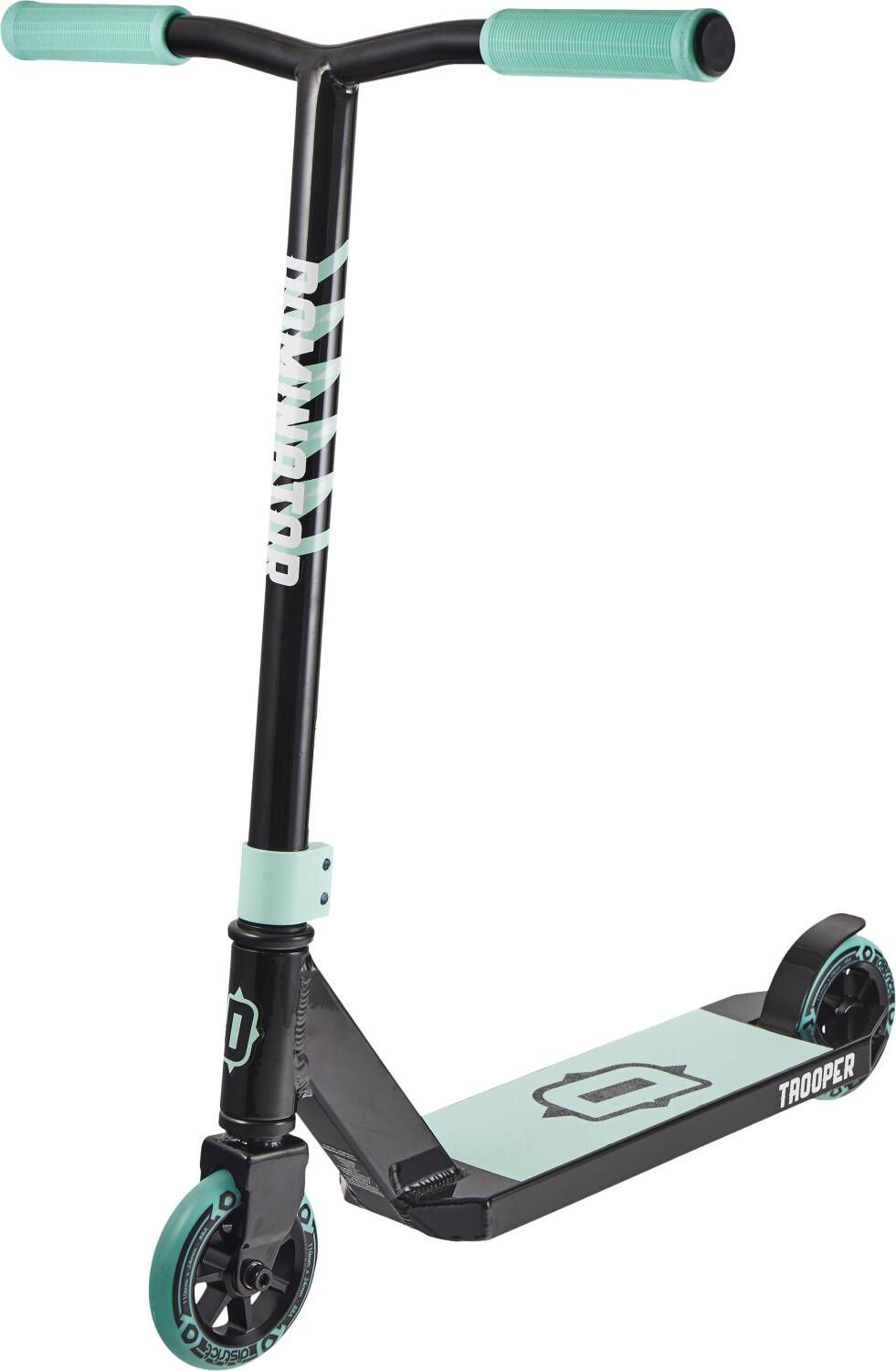 Dominator Trooper Scooter - Black / Mint