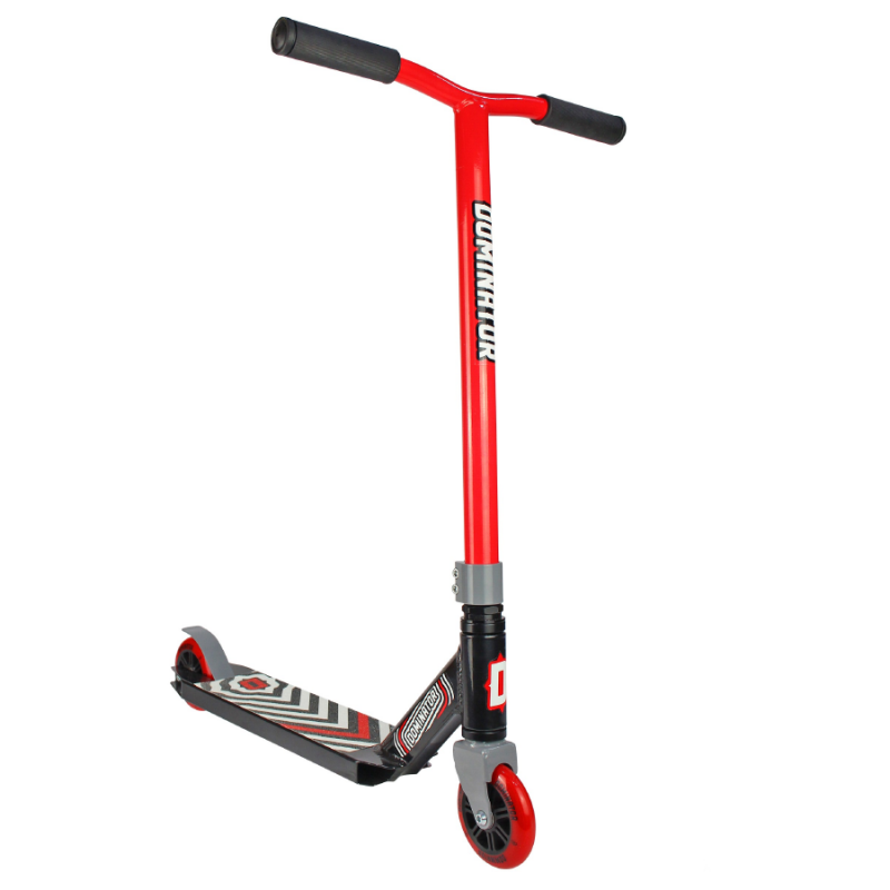 Dominator Scout Scooter - Red / Black