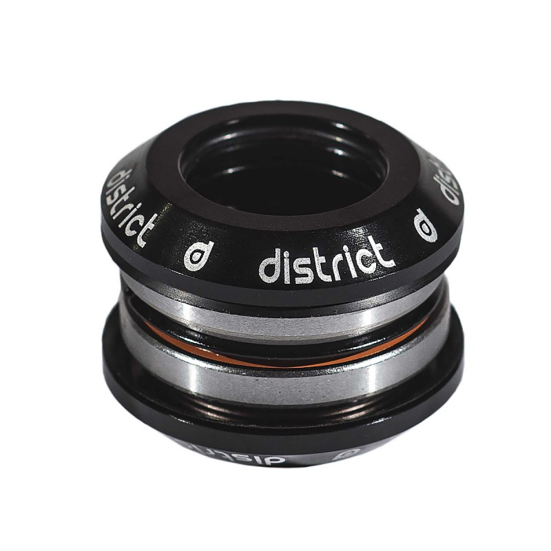 District Integrated Headset V3 - with 25.4 topcap - Black