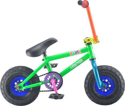 Rocker Irok+ Funk Mini BMX bicykel