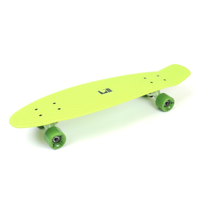 "RAM Old School Cruiser 27"" - Lime Green"