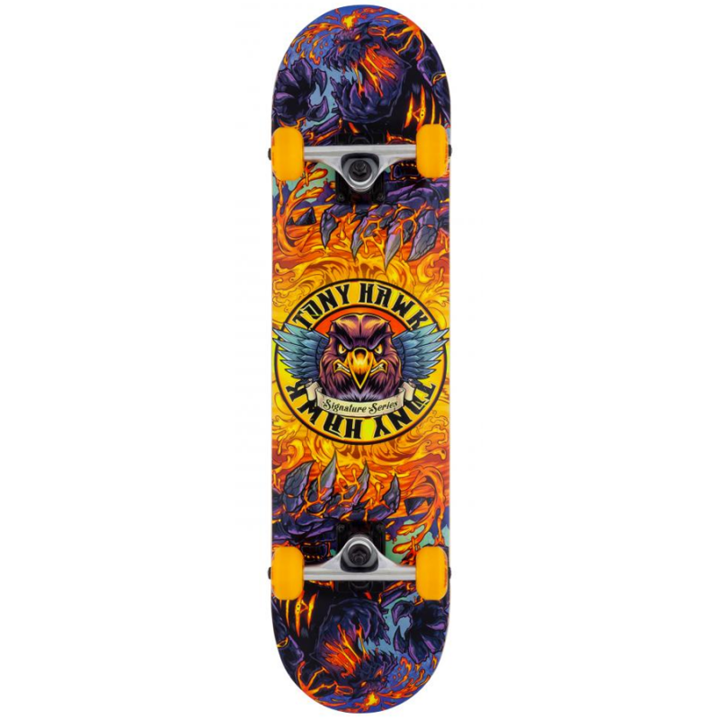 Tony Hawk 360 Series Skateboard - Lava
