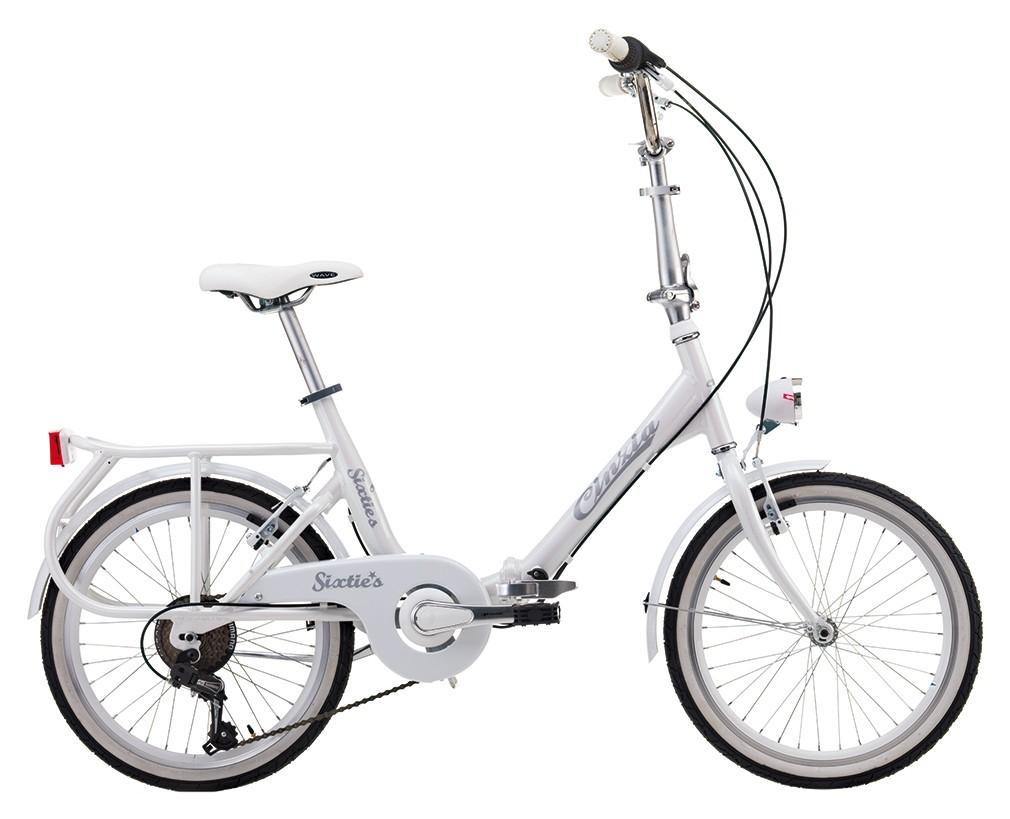 Skladací bicykel Sixtie´s (SKLADACí BICYKEL)