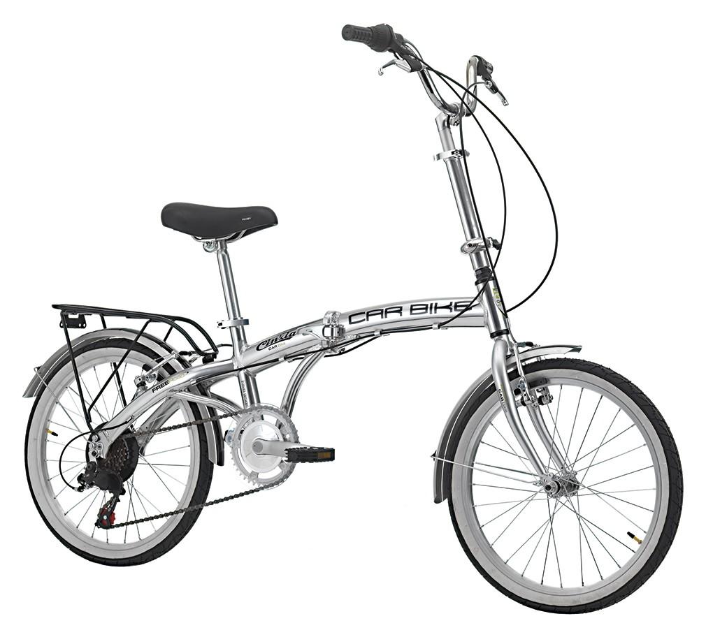 Skladací bicykel Car bike Aluminio (SKLADACí BICYKEL)