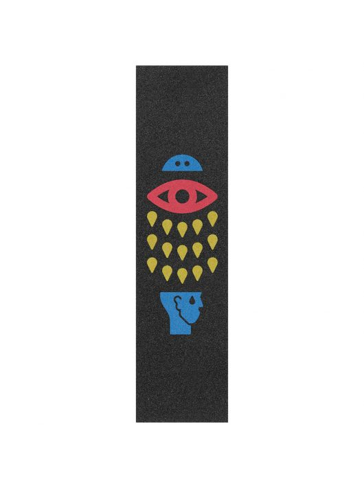 Tilt Theory Grip Tape - Yellow