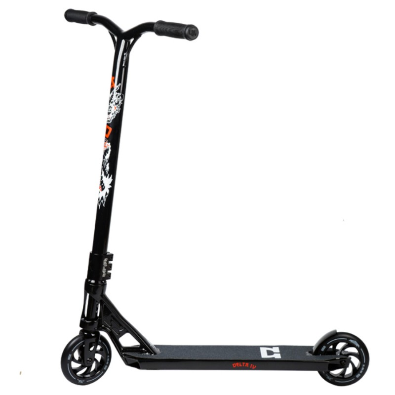 AO Delta 4 Scooter - Black