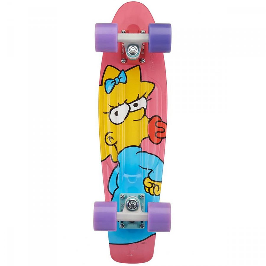 "Pennyboard - Penny 22"" Cruiser - Simpsons Maggie"