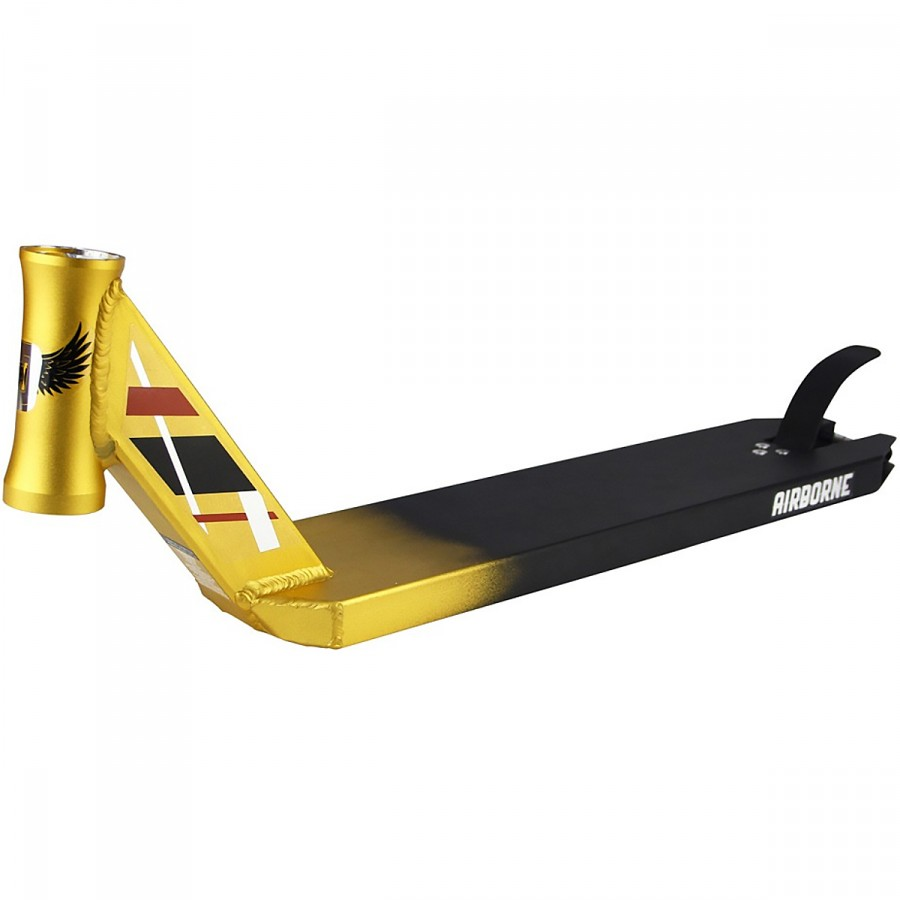 Doska Dominator Team Edition Deck - Gold / Black