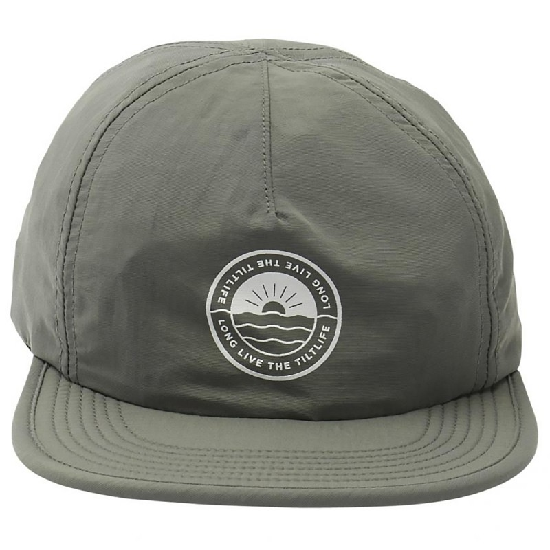 Tilt Great Lakes Explorer Sapka - Grey