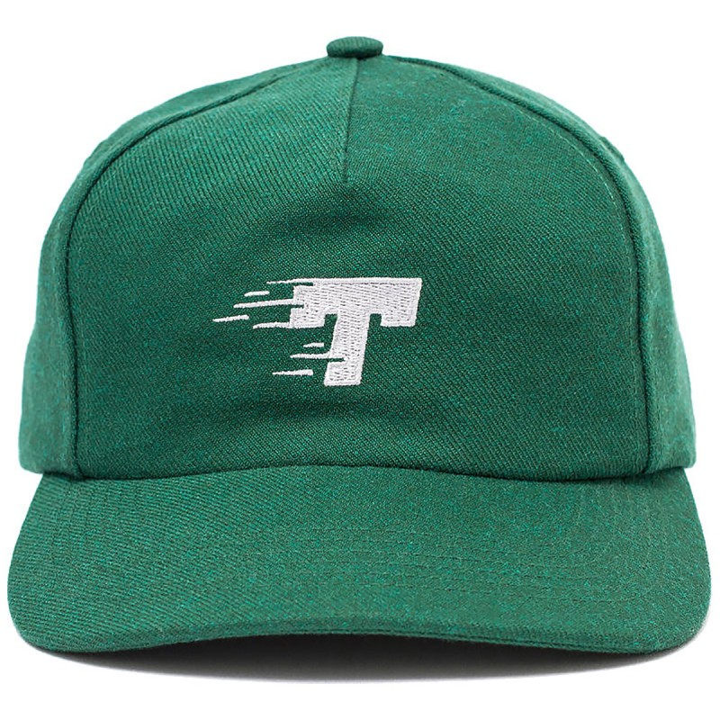 Tilt Flying-T Cap - Green