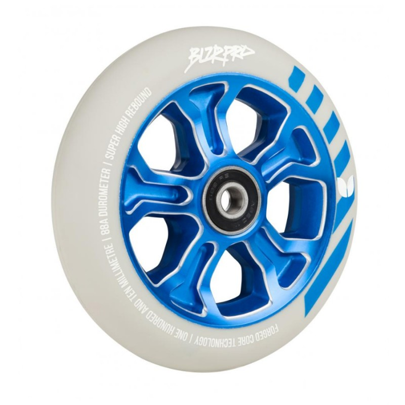 Blazer Pro Rebellion Forged Wheel 110mm ABEC 11 - Grey/Blue 1 ks