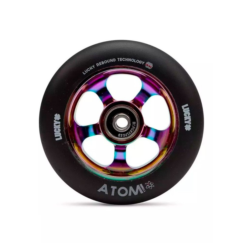 Lucky Atom 110mm Wheel - Neochrome 2ks
