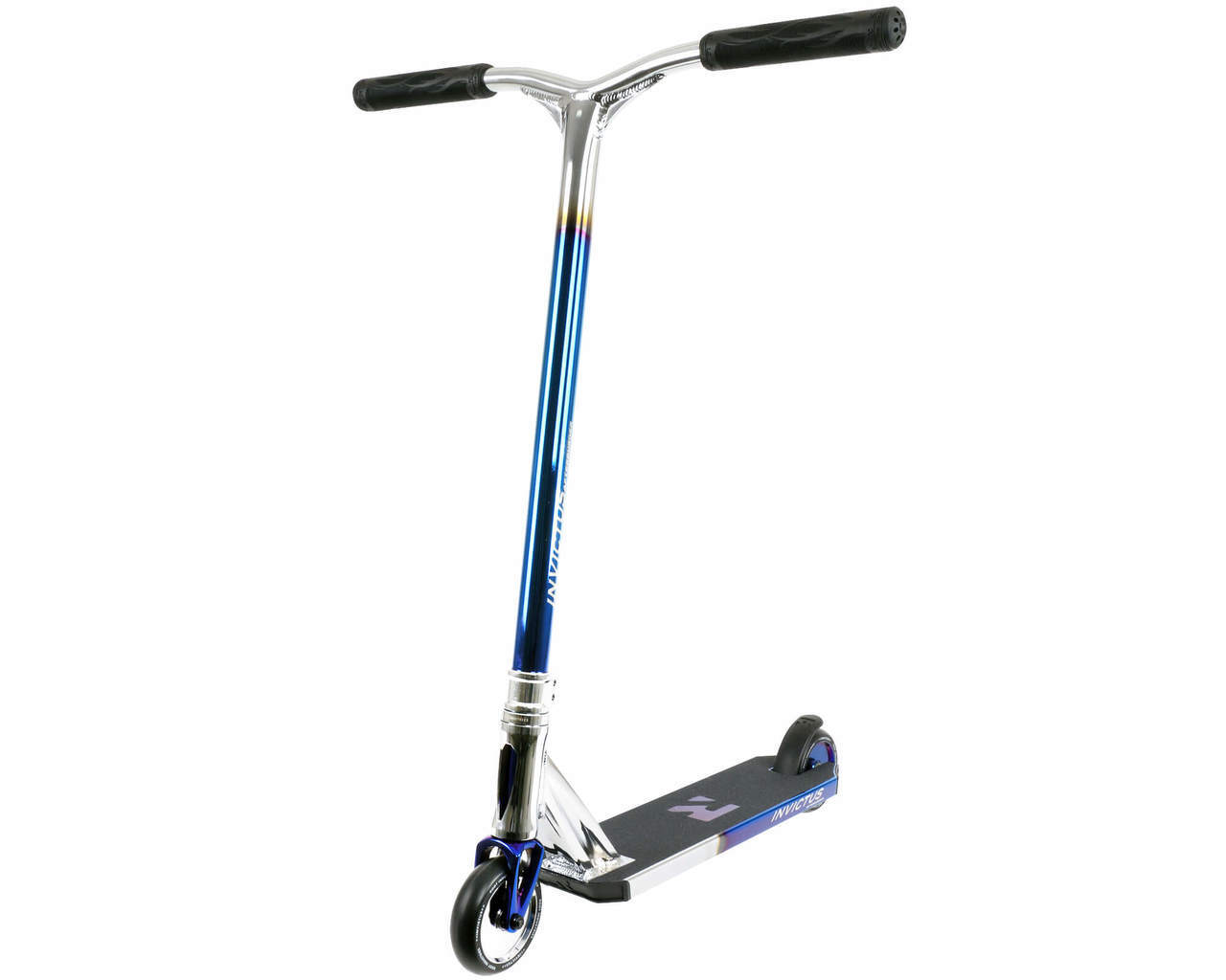 Root Invictus Afterburner Scooter - Blue-Ray