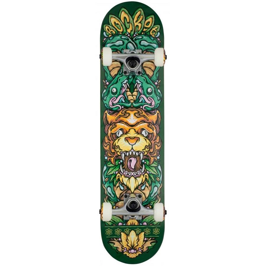 "Rocket 7.75"" Skateboard - Wild Pile-Up"