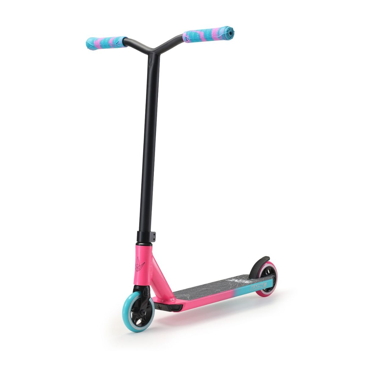 Freestyle kolobežka Blunt One S3 Scooter - Pink/Teal