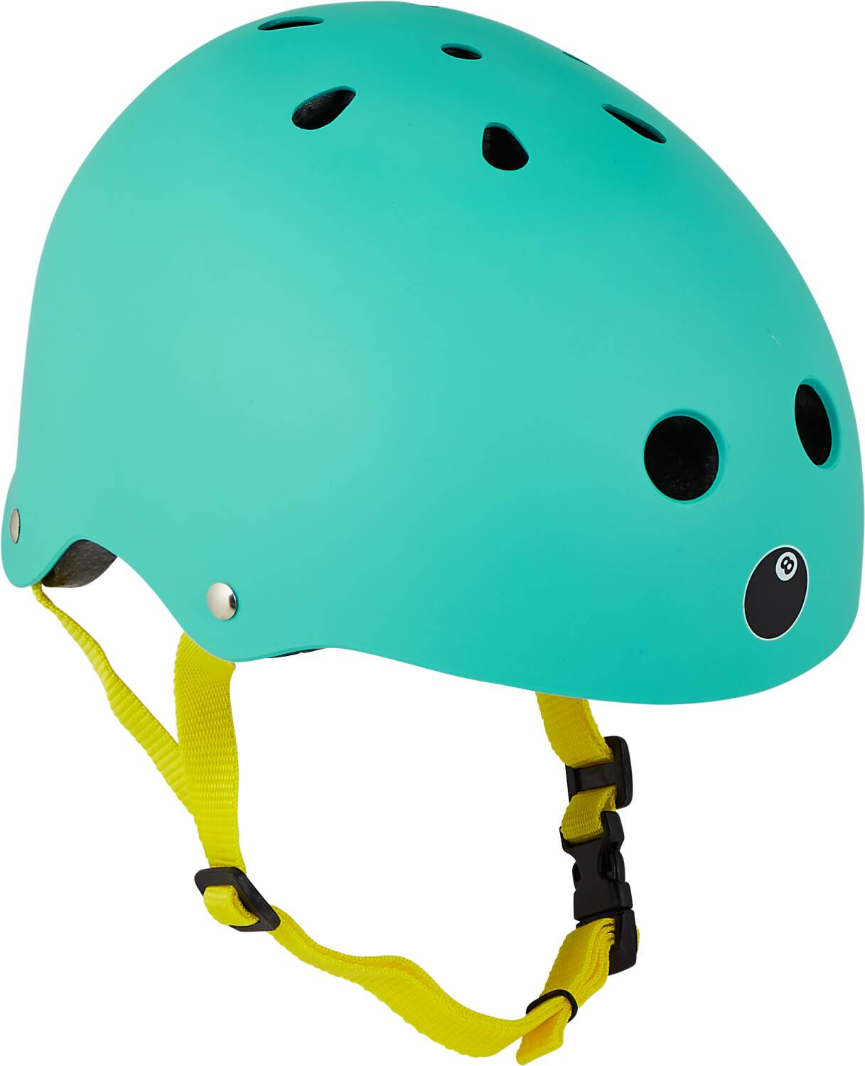 Eight Ball Skate Helmet - Teal