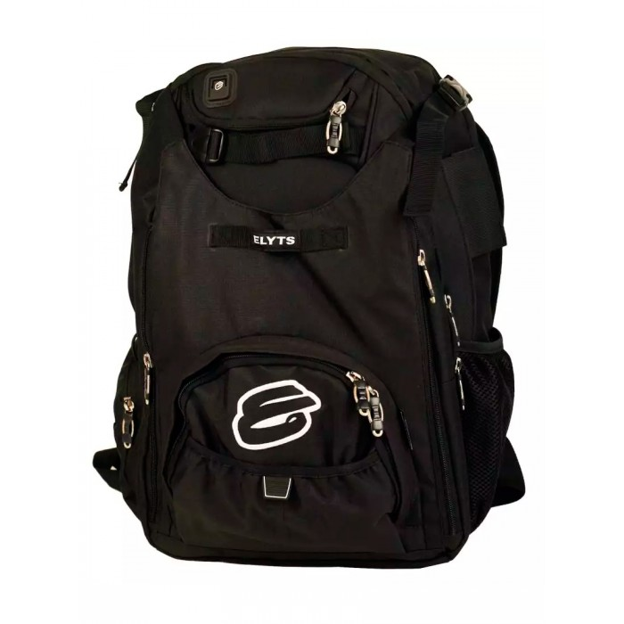 Elyts Backpack - Black / White