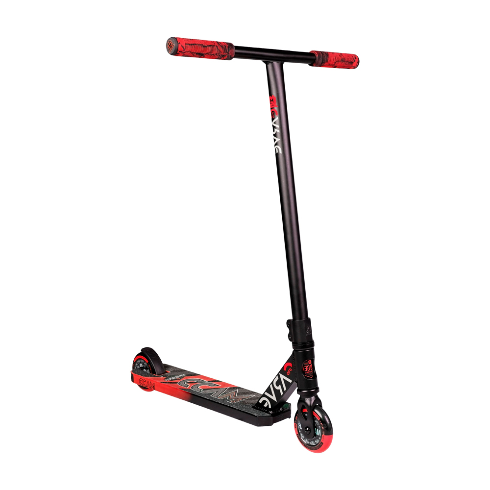 Madd Gear Carve Pro X 2020 Scooter - Black / Red