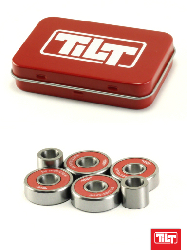 Tilt Six-Shooter Bearing Set