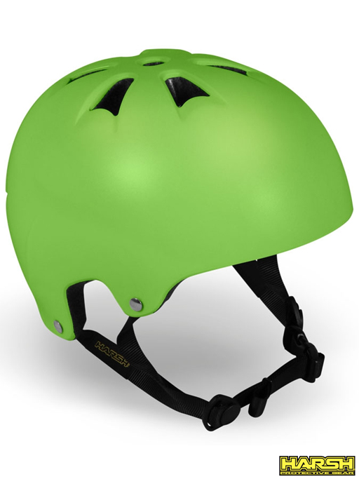 Harsh Pro Helmet - Green