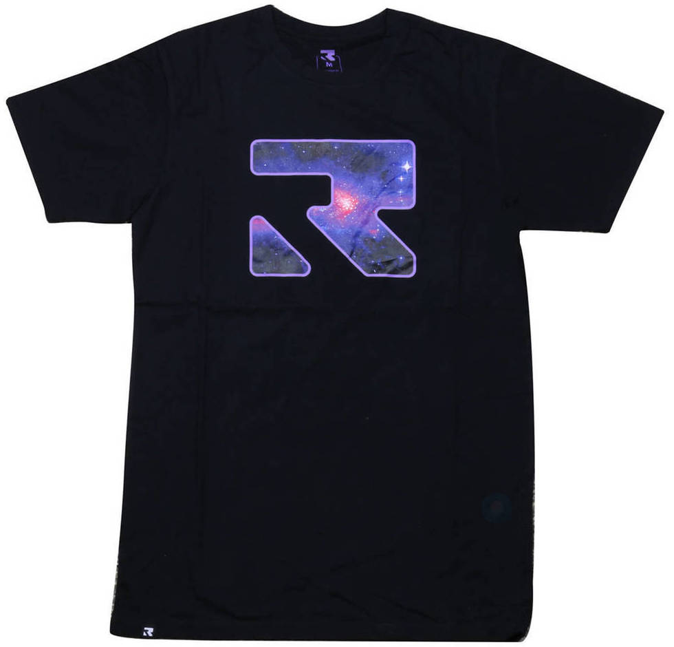Root Industries Galaxy T-shirt Black