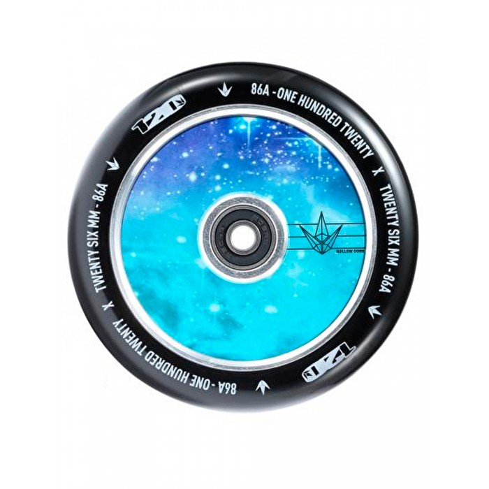 Blunt Hollow 120mm Wheel - Galaxy