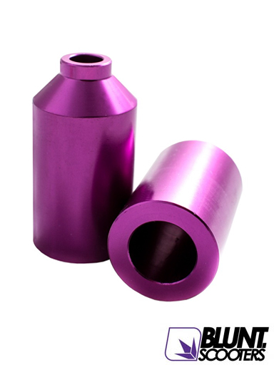 Blunt Alu Peg Set - Purple