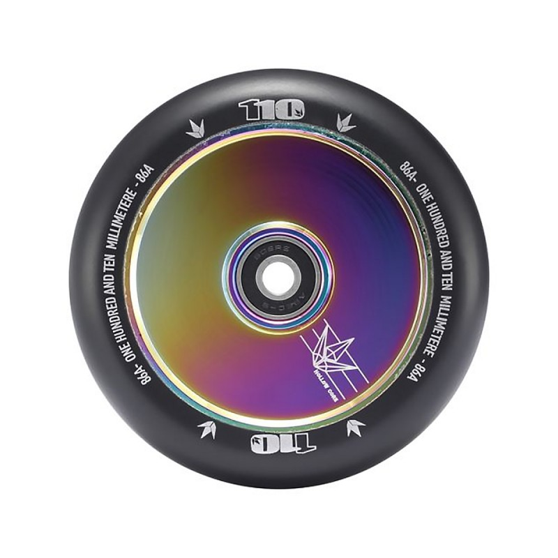 Blunt Hollow 110mm Wheel - Oil Slick