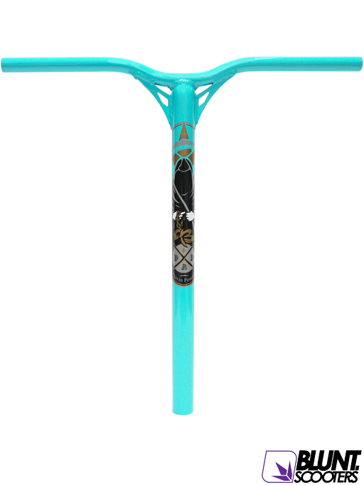 Blunt Reaper V2. 600mm Bar - Teal