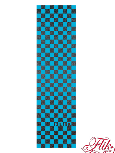 Flik Grip Tape - Kockovaný Black / Blue