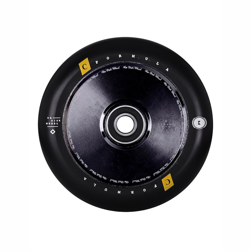 UrbanArtt Hollow Core V2 110mm Wheel - Black