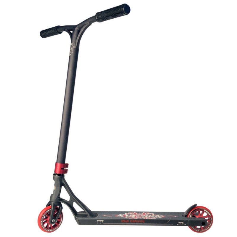 AO Dylan Morrison Signature Scooter - Black/Red