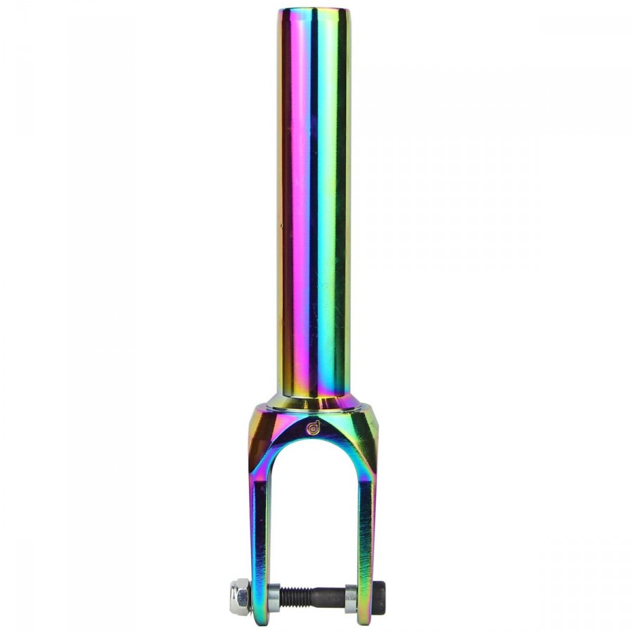 District S-Series FK15 SCS Fork - Neo Chrome