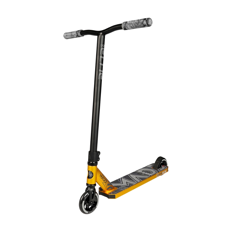 MADD GEAR Scooter Carve Elite 2020 gold/black