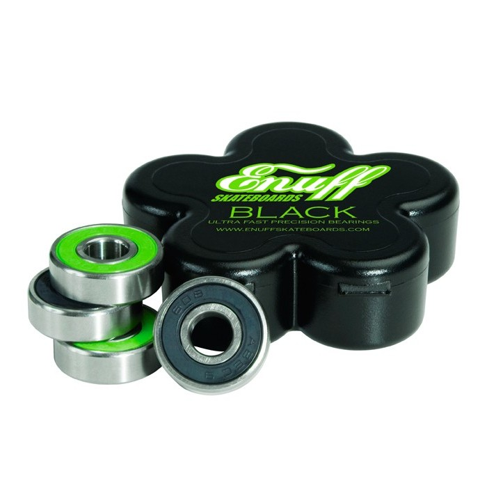 Enuff BLACK 608 2RS bearing /1ks
