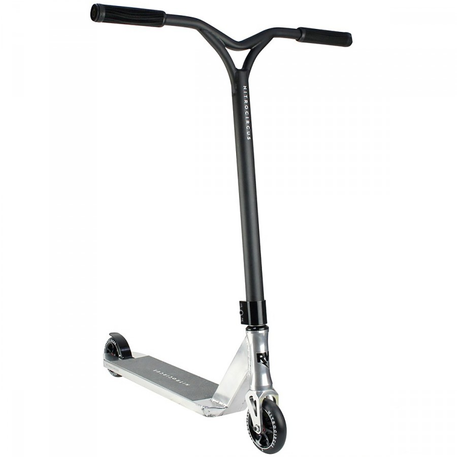 Nitro Circus Ryan Williams CX2 Scooter - Polished / Black
