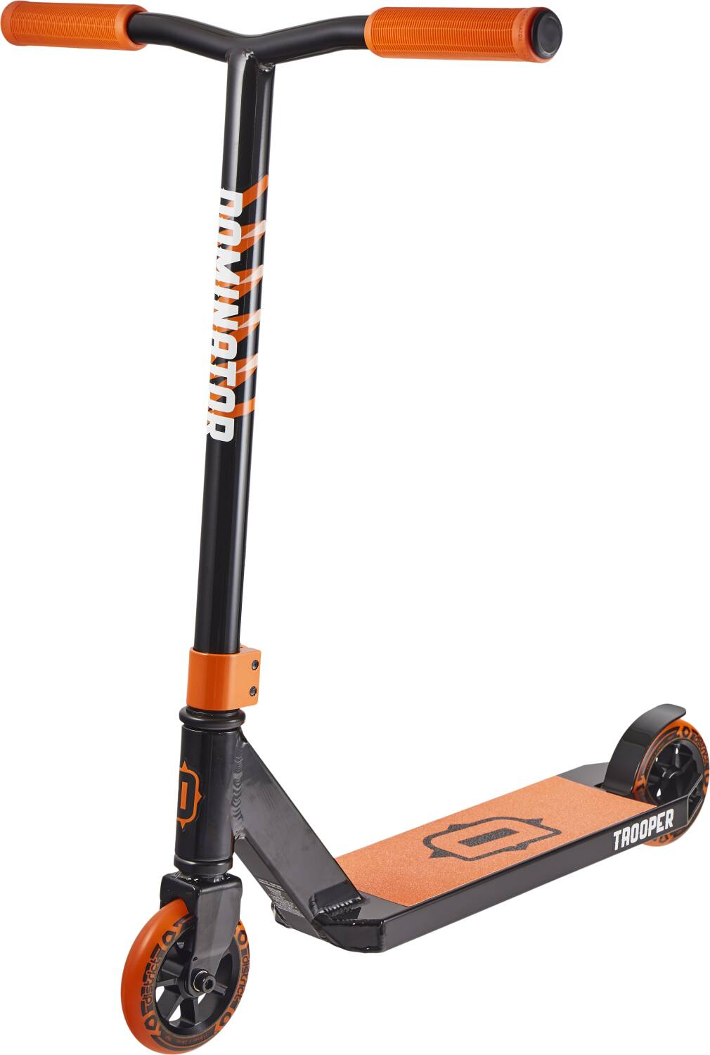 Dominator Trooper Scooter - Black / Orange