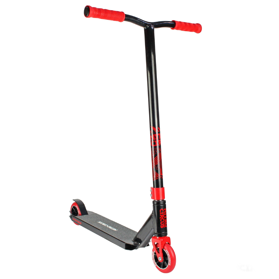 Nitro Circus CX3 Scooter - Black / Red