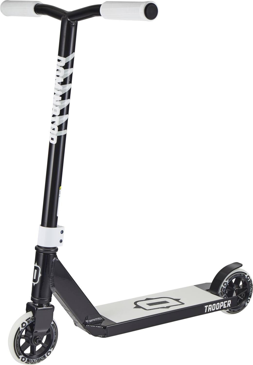 Dominator Trooper Scooter - Black / White