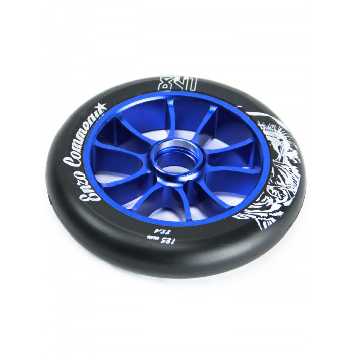 841 ENZO 125mm Wheel - Blue
