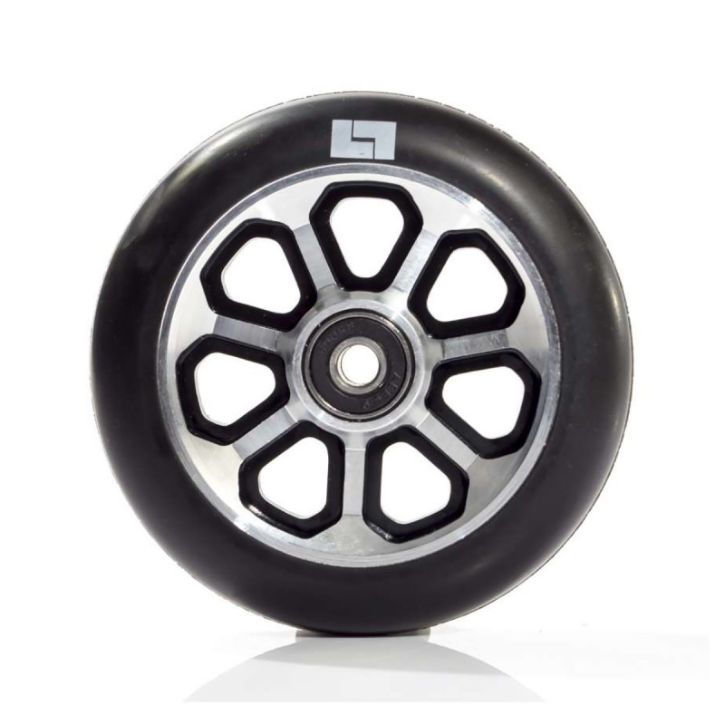 2ks koliesok Logic Spur 110 mm Wheel - Black