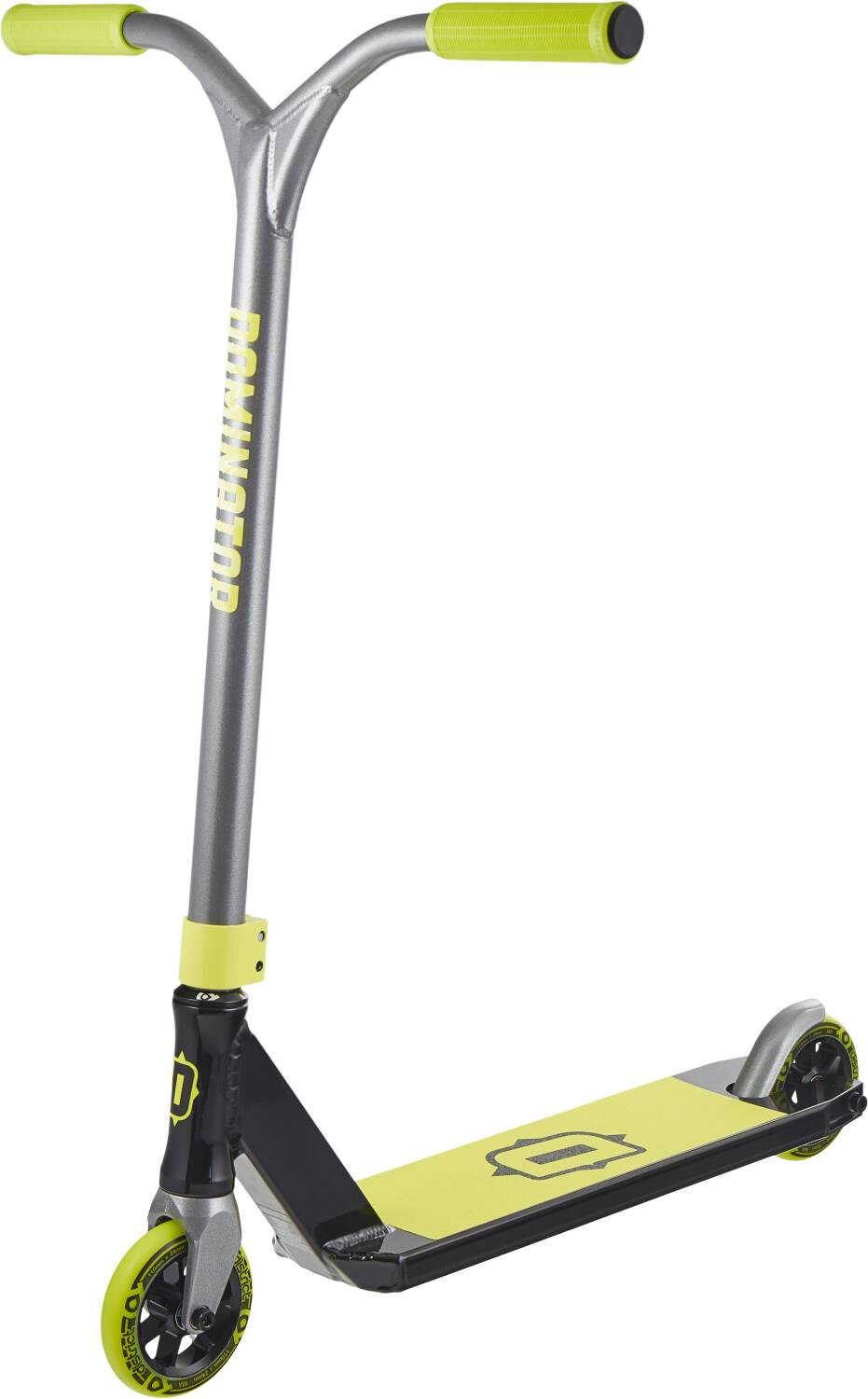 Dominator Airborne Scooter - Black / Yellow