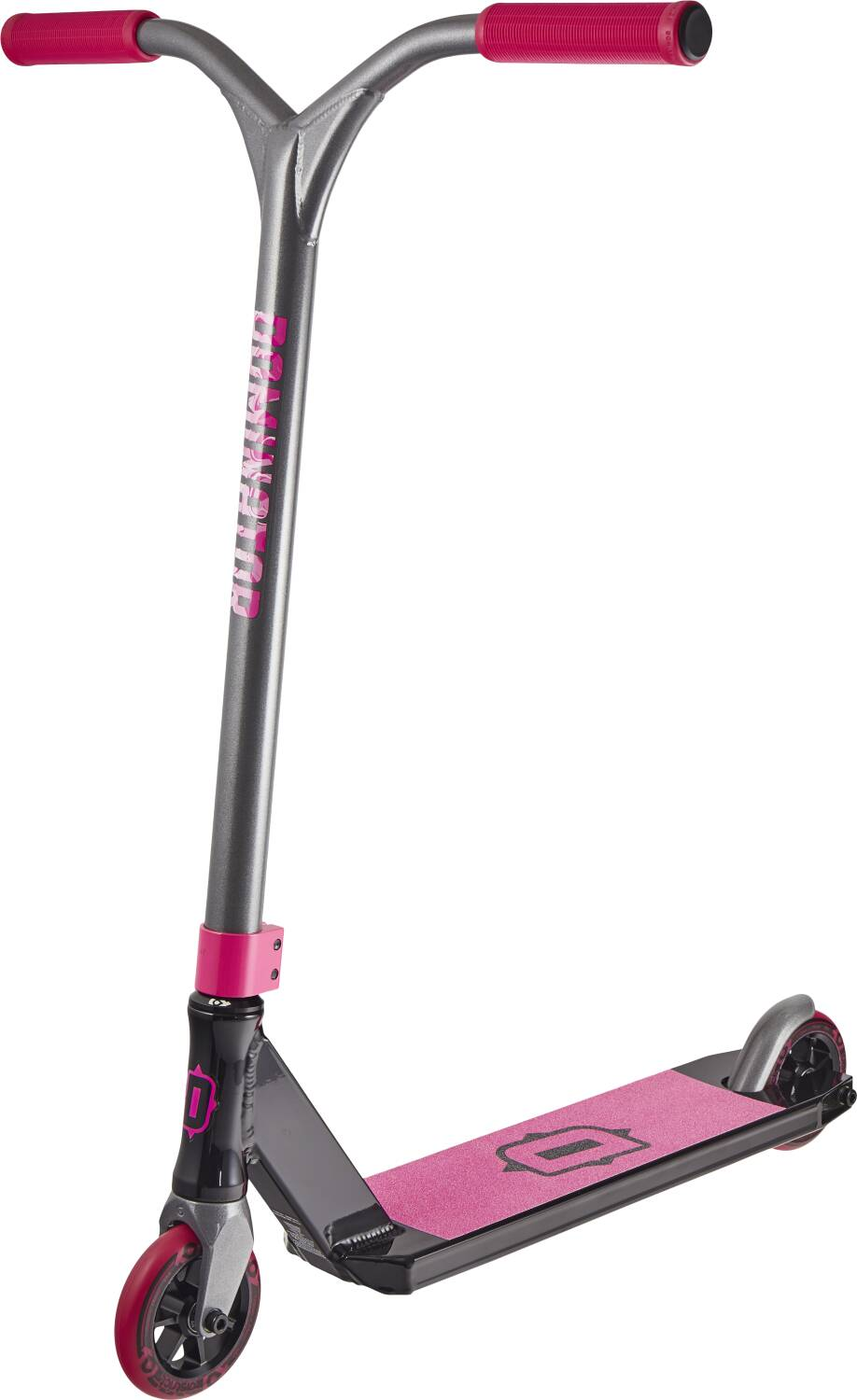 Dominator Airborne Scooter - Black / Pink