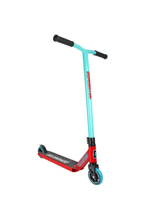 Dominator Ranger Scooter - Turquiose / Red