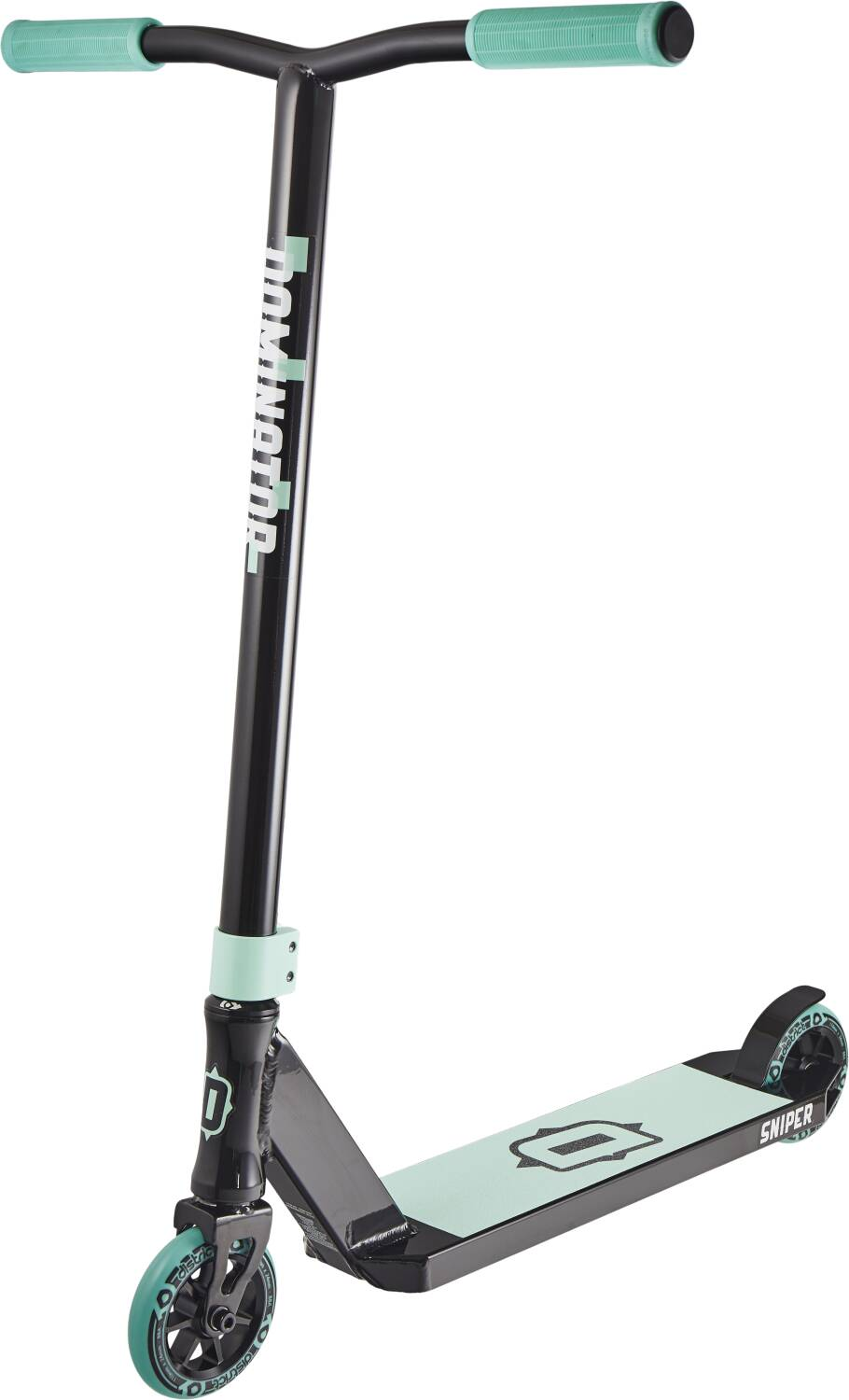 Dominator Sniper Scooter - Black / Mint