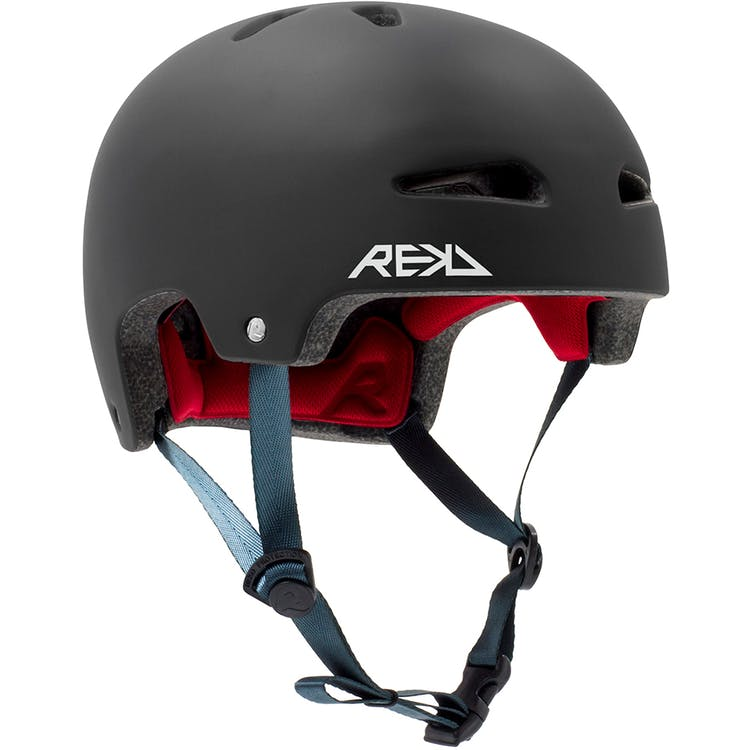 REKD Ultralite In-Mold Helmet - Black