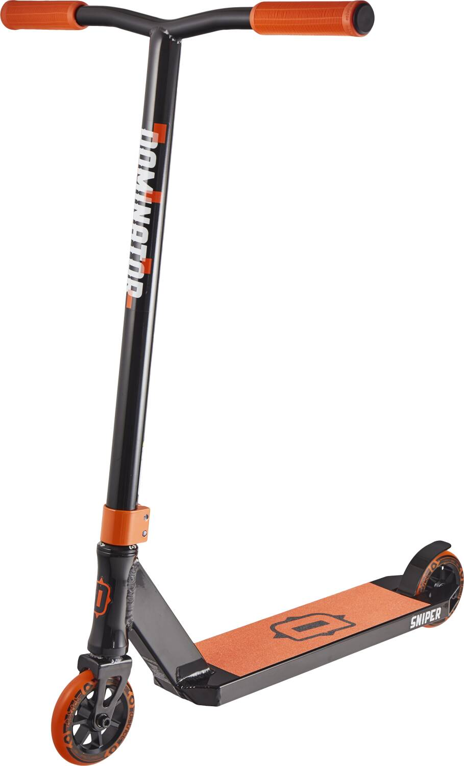 Dominator Sniper Scooter - Black / Orange