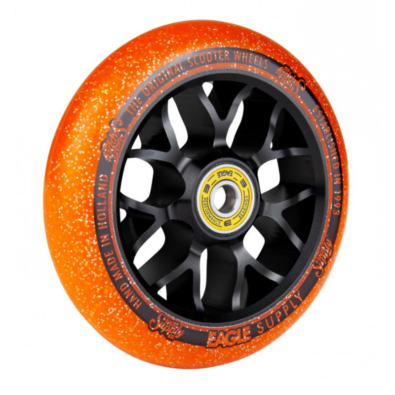 Eagle Supply Standard Line X6 Candy Wheel 110mm - Orange